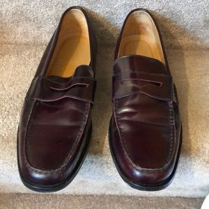 REALLY NICE ROCKPORTS!-BURGUNDY WINE COLOR